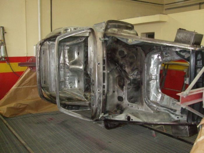PORSCHE 911 2.2 E TARGA
