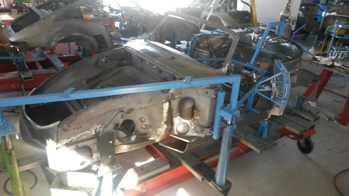 PORSCHE 356 B-T6 CABRIOLET