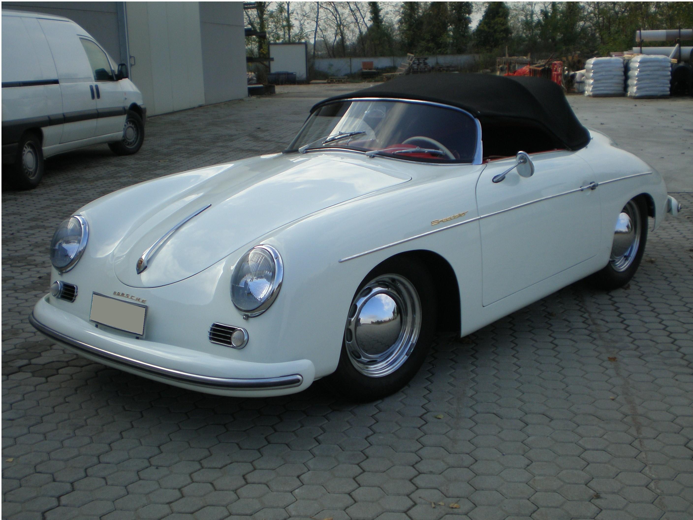 Porsche 356 Speedster Vintage Toys