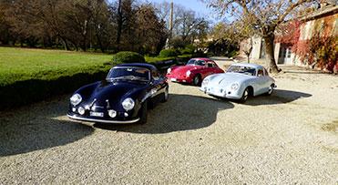 Ricambi Porsche 356 e 911