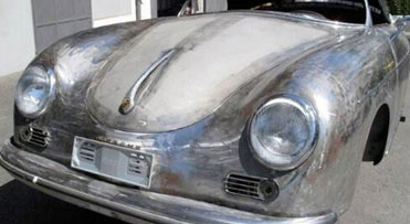 Porsche 356 and 911 spare parts
