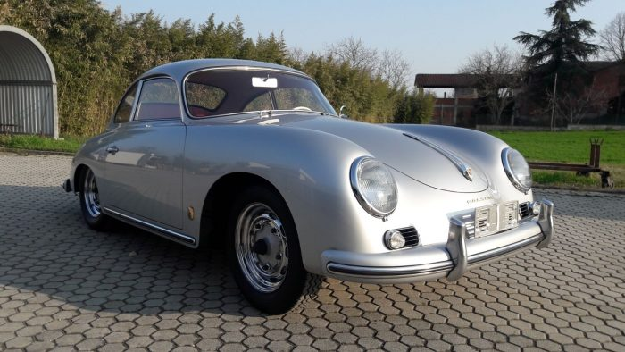 Porsche 356 A-T2